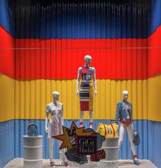 "LA RINASCENTE, Milan, Italy, ""Anyone can be 'cool', but awesome takes practice"", for Tommy Hilfiger, pinned by Ton van der Veer"