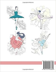 24 Best Icolor Ballerinas Images Coloring Pages Adult Colouring
