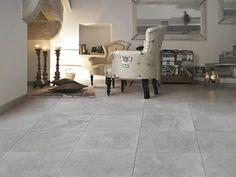 5075 Concrete Look Tile Outdoor Tile Over Concrete, Concrete Look Tile, Outdoor Tiles, Grey Tiles, Dining Table, Colours, Elegant, Tile Flooring, Flooring Ideas