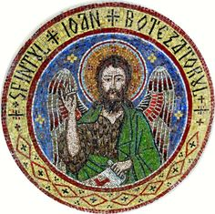 About Catholicism's Novena of the Week: A Prayer in Honor of Saint John the Baptist (June 16, 2015)
