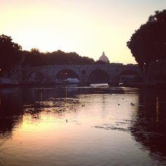 "@ilaria_agostini's photo: ""Rome, tonight"""