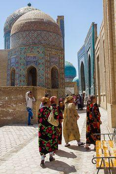 Samarkand - Uzbekistan - En 2015 visitaremos Uzbekistán, en octubre con los amigos que quieran acompañarnos
