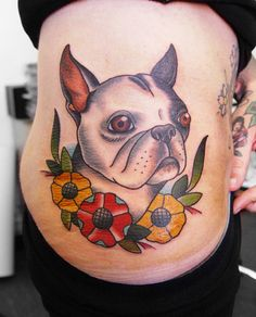 Show your dog you love it