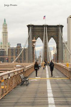 Ponte de Brooklin, Nova Iorque