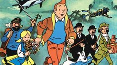 Tintin endorses #1… the sheepskin flight jacket. The first in an ongoing series.