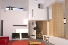 | BLOW Architectes - For architecture lovers : Transformation d'une habitation à Nalinnes (Be)