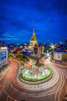 China Town - Bangkok, Thailand