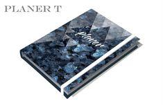 Kalendarz książkowy z gumką 2018 planerT - 7185297133 - oficjalne archiwum Allegro A5