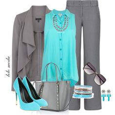 Business style outfit