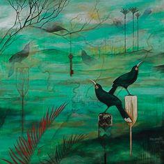 Slice of Heaven by Kathryn Furniss - Art Prints New Zealand Art Maori, New Zealand Art, Nz Art, Kiwiana, Wall Art For Sale, Teaching Art, Bird Art, Traditional Art, Contemporary Artists