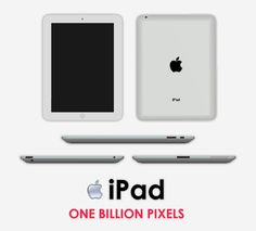 One Billion Pixels - iPad #Sims3
