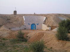 Tunisia | Matmata | Troglodyte House