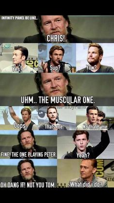Just 100 Freaking Hilarious Memes About The Marvel Movies - Funny Superhero - Funny Superhero funny meme - - I love one cinematic universe. The post Just 100 Freaking Hilarious Memes About The Marvel Movies appeared first on Gag Dad. Avengers Humor, Marvel Jokes, Avengers Quotes, Funny Marvel Memes, Avengers Cast, Dc Memes, Funny Memes, Hilarious Sayings, Funny Quotes