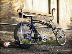 Hot rod bike!