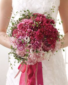 carnation wedding bouquet, always beautiful-carnations make a long lasting, colorful choice for wedding flowers Carnation Wedding Bouquet, Wedding Bouquets, Bouquet Flowers, Inexpensive Wedding Flowers, Floral Wedding, Burgundy Wedding, Blue Wedding, Floral Arrangements, Marie