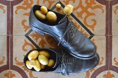 Kartoffel Schuhe www.sonjarieser.ch Oxford Shoes, Women, Fashion, Home And Garden, Moda, Fashion Styles, Fashion Illustrations, Woman