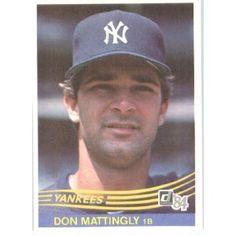Don Mattingly Custom Italian Charm Yankees Best!