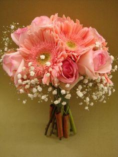 bouquets com gerberas vermelhas ou cor-de-rosa : fóruns   O Nosso Casamento