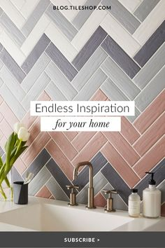 Think tiled spaces can't have cozy hygge vibes? Think again. Read our hygge + tile tips. Interior Design Living Room, Interior Decorating, Interior Livingroom, Home Renovation, Home Remodeling, Home Projects, Home Kitchens, Kitchen Remodel, Home Improvement