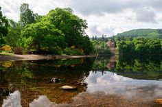 Perthshire (Scotland). 'In the heart of Scotland, this is a landscape where…