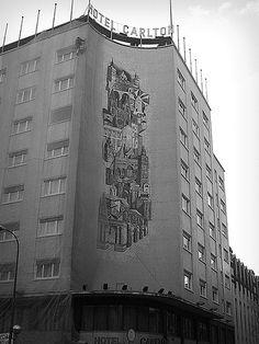 El hotel Carlton - Delicias