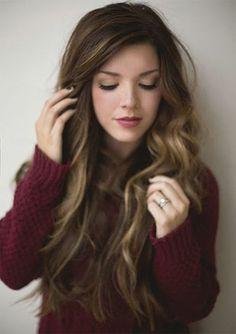 Latest #long hair - Trends 2015