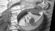 Gallery of BIG Selected to Design Human Body Museum in France - 30