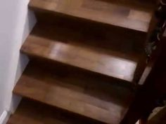 Quick-Step stair renovation  https://www.youtube.com/user/TheFloorfitter