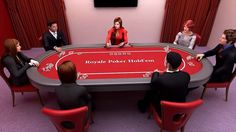 Poker is still the one of them best casino game.. Watch out the trailer video how did Royale Holdem ? https://www.youtube.com/watch?v=pbnw-Z9Wv4c&feature=youtu.be#utm_sguid=173178,9f1883c9-8de3-bdc9-1f36-36c10be7259a