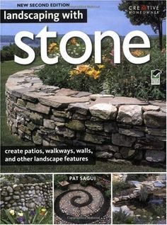 Landscaping with Stone, 2nd Edition (English and English Edition)