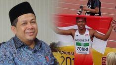 Wakil Ketua DPR RI Fahri Hamzah mengaku khawatir terhadap Lalu Muhammad Zohri setelah berhasil menjuarai Kejuaraan Dunia Atletik U-20 cabang lari 100 meter.