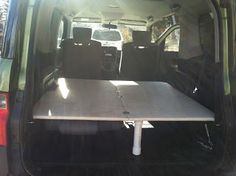 Dean Cool: Honda Element Bed
