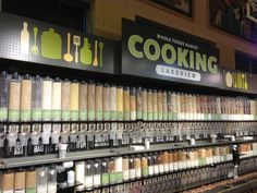 Whole Foods Market Cooking Dept. by Kate Lawroski, via Behance