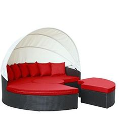 Outdoor Daybed Sectional Set