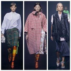 Сегодня в Париже прошёл показ новой коллекции Balenciaga. #balenciaga #ss18 #fashion #newcollection #pfw #harpersbazaar #harpersbazaarukraine  via HARPER'S BAZAAR UKRAINE MAGAZINE OFFICIAL INSTAGRAM - Fashion Campaigns  Haute Couture  Advertising  Editorial Photography  Magazine Cover Designs  Supermodels  Runway Models