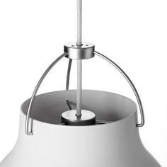 Lightyears Pendelleuchte Caravaggio P3, weiß matt. #artvoll #Designer #CecilieManz www.artvoll.de