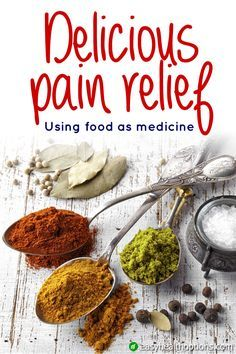 Food, herbs and spices have been used for thousands of years for their powerful health building and curative effects.