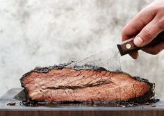 How to Make Texas-Style Smoked Brisket in a Gas Grill - Bon Appétit