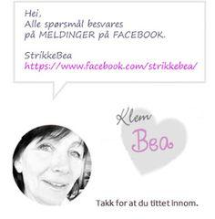 Let's Twist Again - Strikkeoppskrift på tova tøfler - StrikkeBea