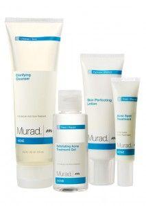Murad Acne Kit Review #skin #skincare #beauty http://www.beautyandfashiontech.com/2009/08/murad-acne-kit.html