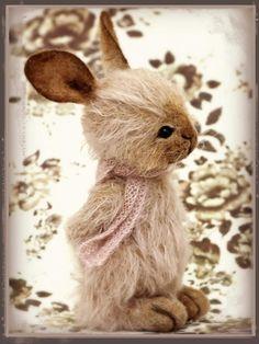 Mistie. Adorable bunny.