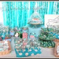 Mesa de dulces para Madresfera