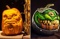halloween pumpkins | Halloween pumpkin carving