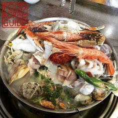 Seafood Soup 해물탕