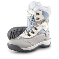snow on the ground today - seeing lots of cute and cozy boots!    www.christchurchschool.org