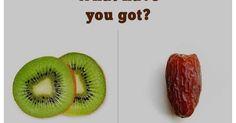 Seberapa super khasiat kurma untuk tubuh kita?     Coba kita lihat komparasi kurma versus buah buah bervitamin yang lain ini...     (1) De...