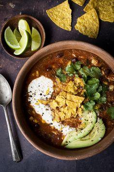 Mexican Food Recipes, Ethnic Recipes, International Recipes, Hummus, Crockpot, Menu, Curry, Cooking Recipes, Gluten Free