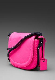Pink Shoulder Bag for Teens