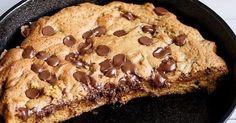 Au pays de la gourmandise existe une recette de cookie géant… une recette qui va totalement vous laisser bouche bée!  ...