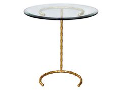 101230 BAMBOO OCCASIONAL TABLE